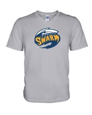 Minnesota Swarm V-Neck T-Shirt tile