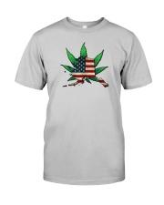 Alaska - Marijuana Freedom  Classic T-Shirt front