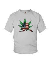 Alaska - Marijuana Freedom  Youth T-Shirt thumbnail