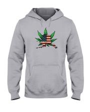 Alaska - Marijuana Freedom  Hooded Sweatshirt thumbnail