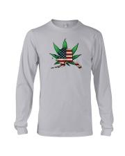 Alaska - Marijuana Freedom  Long Sleeve Tee thumbnail