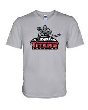 Trenton Titans V-Neck T-Shirt thumbnail