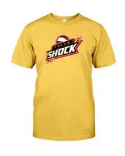 Tulsa Shock Classic T-Shirt front