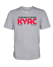 KYAC - Seattle Washington V-Neck T-Shirt thumbnail