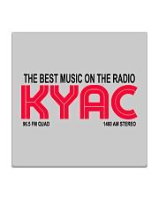 KYAC - Seattle Washington Square Coaster thumbnail
