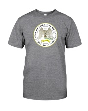 Great Seal of the State of New Mexico Classic T-Shirt thumbnail