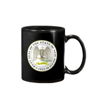 Great Seal of the State of New Mexico Mug tile