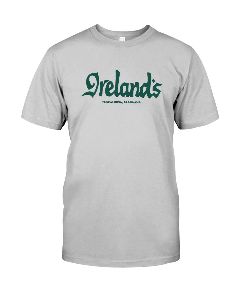 Ireland's - Tuscaloosa Alabama Classic T-Shirt