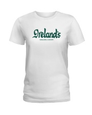 Ireland's - Tuscaloosa Alabama Ladies T-Shirt thumbnail