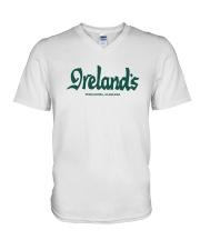 Ireland's - Tuscaloosa Alabama V-Neck T-Shirt thumbnail