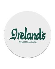 Ireland's - Tuscaloosa Alabama Circle Coaster thumbnail