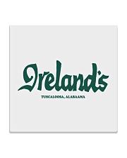 Ireland's - Tuscaloosa Alabama Square Coaster thumbnail