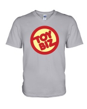 Toy Biz V-Neck T-Shirt thumbnail