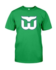 Hartford Whalers Classic T-Shirt front