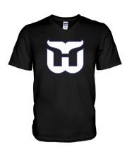 Hartford Whalers V-Neck T-Shirt thumbnail