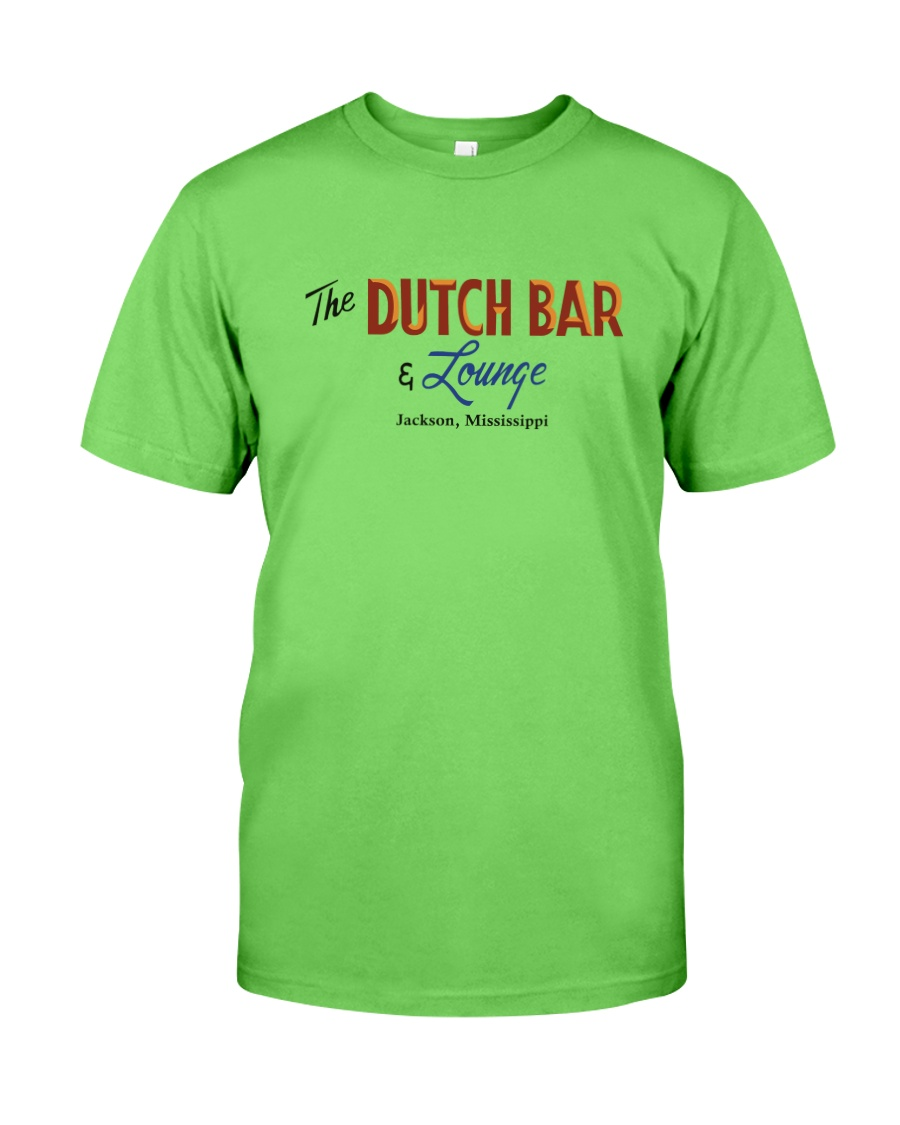 The Dutch Bar - Jackson Mississippi Classic T-Shirt