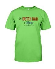 The Dutch Bar - Jackson Mississippi Classic T-Shirt front