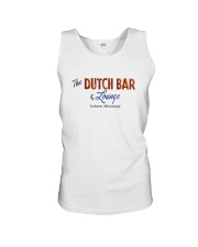 The Dutch Bar - Jackson Mississippi Unisex Tank front