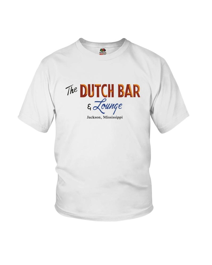 The Dutch Bar - Jackson Mississippi Youth T-Shirt
