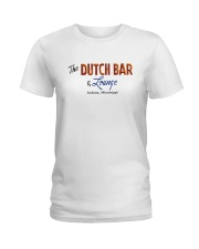 The Dutch Bar - Jackson Mississippi Ladies T-Shirt thumbnail