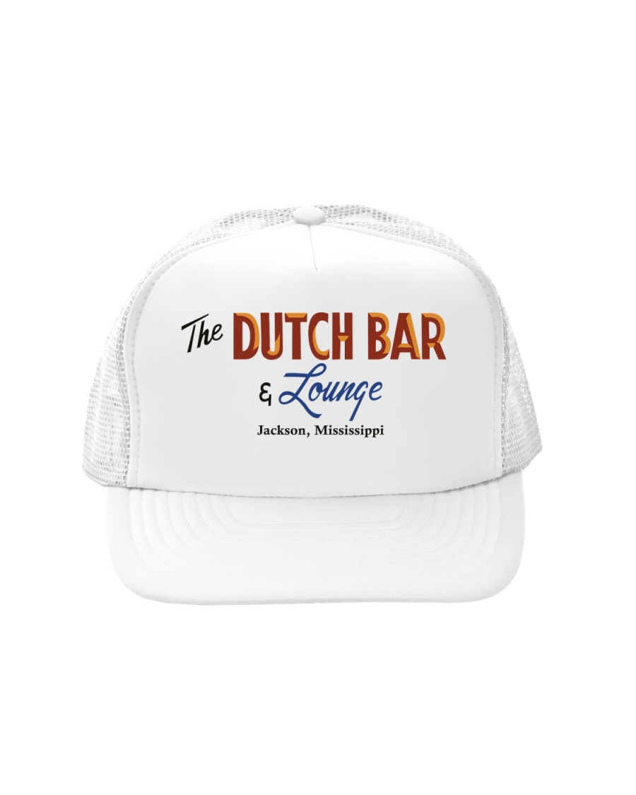 The Dutch Bar - Jackson Mississippi Trucker Hat
