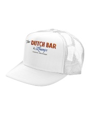 The Dutch Bar - Jackson Mississippi Trucker Hat left-angle