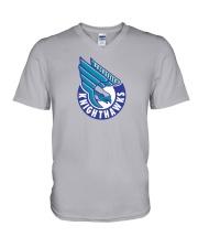Rochester Knighthawks V-Neck T-Shirt thumbnail