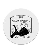 The Widow Watson's - Gautier Mississippi Circle Coaster thumbnail