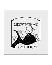 The Widow Watson's - Gautier Mississippi Square Coaster thumbnail