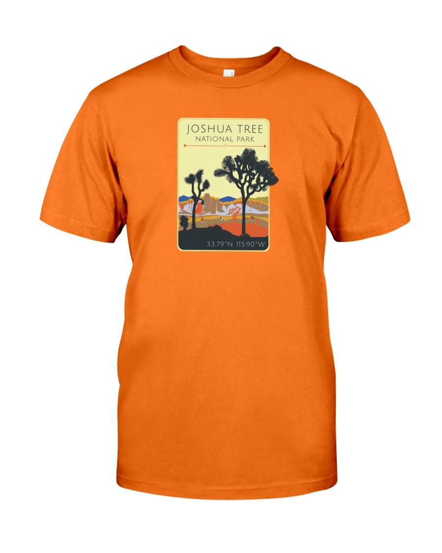 Joshua Tree National Park - California Classic T-Shirt