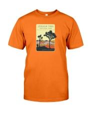 Joshua Tree National Park - California Classic T-Shirt front