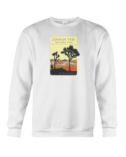 Joshua Tree National Park - California Crewneck Sweatshirt thumbnail