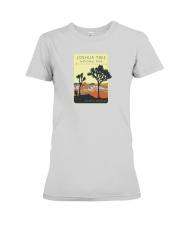Joshua Tree National Park - California Premium Fit Ladies Tee thumbnail