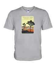 Joshua Tree National Park - California V-Neck T-Shirt thumbnail
