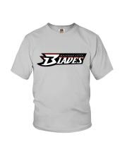 Kansas City Blades Youth T-Shirt thumbnail