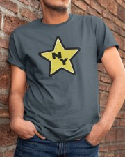 New York Stars - World Football League Classic T-Shirt apparel-classic-tshirt-lifestyle-26