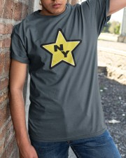 New York Stars - World Football League Classic T-Shirt apparel-classic-tshirt-lifestyle-27
