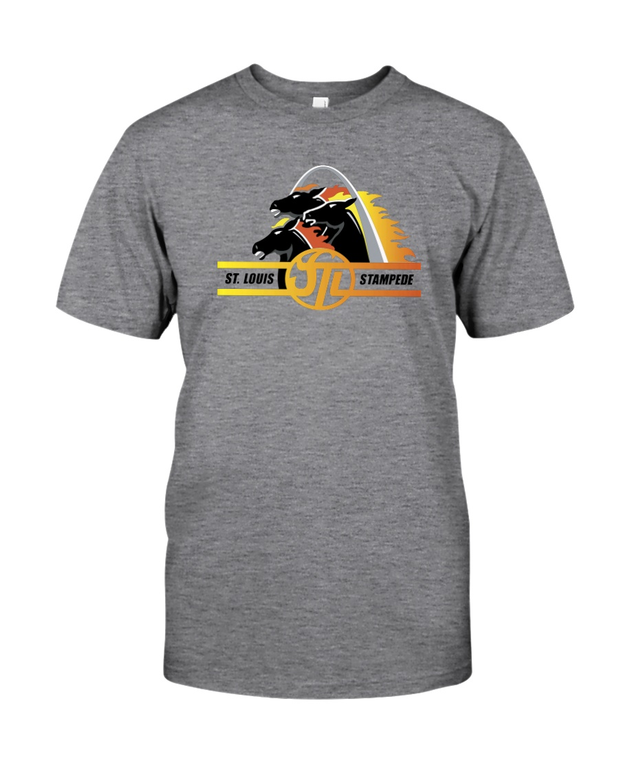 St Louis Stampede Classic T-Shirt