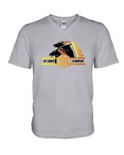 St Louis Stampede V-Neck T-Shirt thumbnail