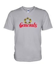 New Jersey Generals V-Neck T-Shirt thumbnail