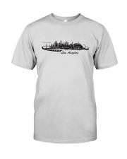 The Los Angeles Skyline Premium Fit Mens Tee thumbnail