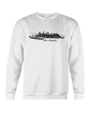 The Los Angeles Skyline Crewneck Sweatshirt thumbnail
