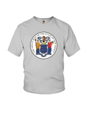 Great Seal of the State of New Jersey Youth T-Shirt thumbnail