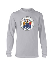 Great Seal of the State of New Jersey Long Sleeve Tee thumbnail
