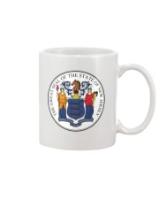 Great Seal of the State of New Jersey Mug thumbnail