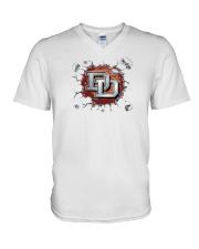 Dayton Demolition V-Neck T-Shirt thumbnail