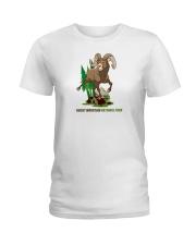 Rocky Mountain National Park Ladies T-Shirt thumbnail