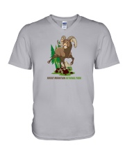 Rocky Mountain National Park V-Neck T-Shirt thumbnail