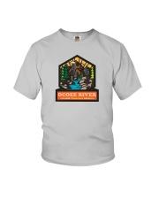 Ocoee River - Tennessee Youth T-Shirt thumbnail