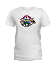 Quad City Mallards Ladies T-Shirt thumbnail